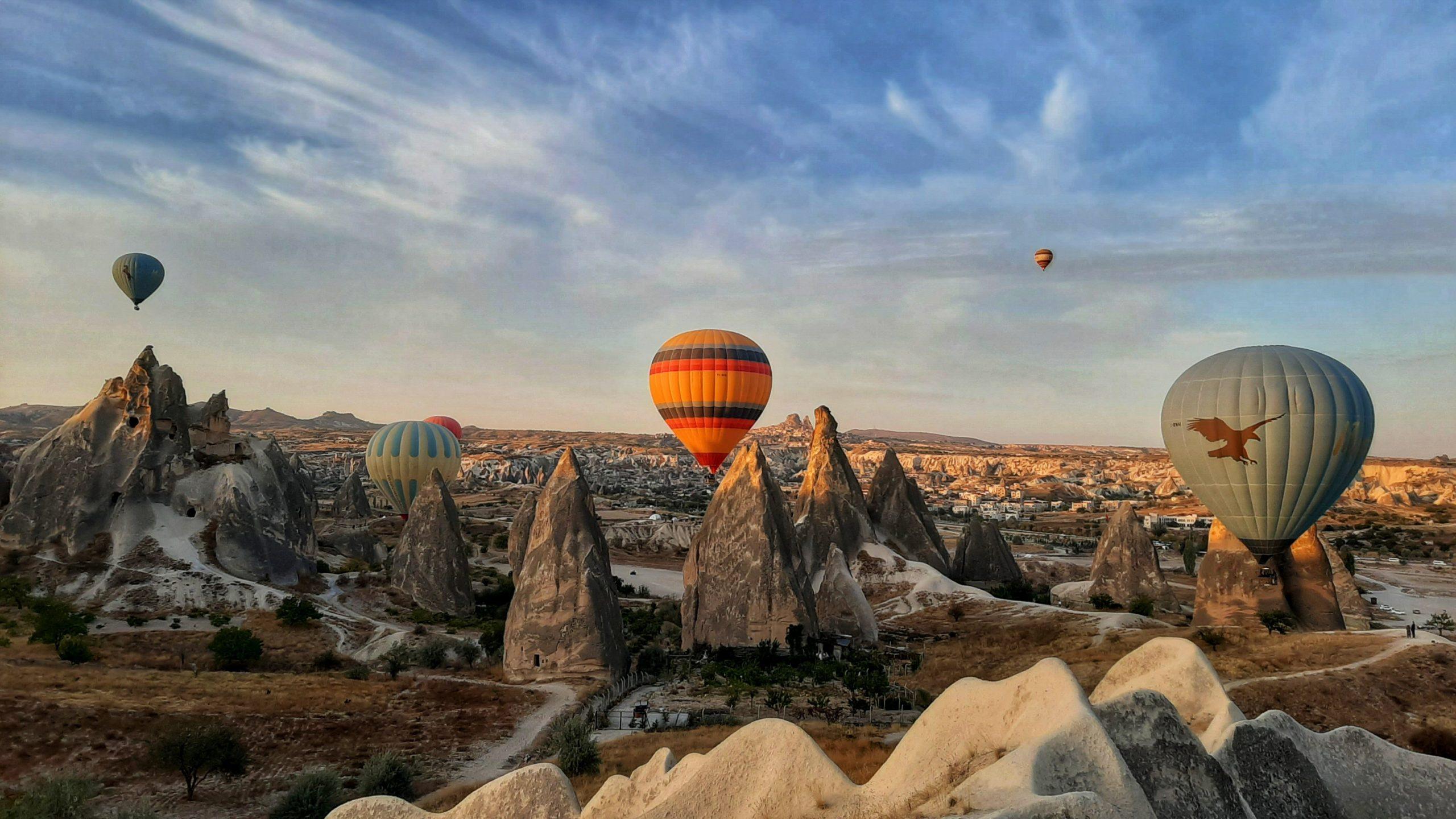 4 Days Cappadocia, Pamukkale, Ephesus Tour