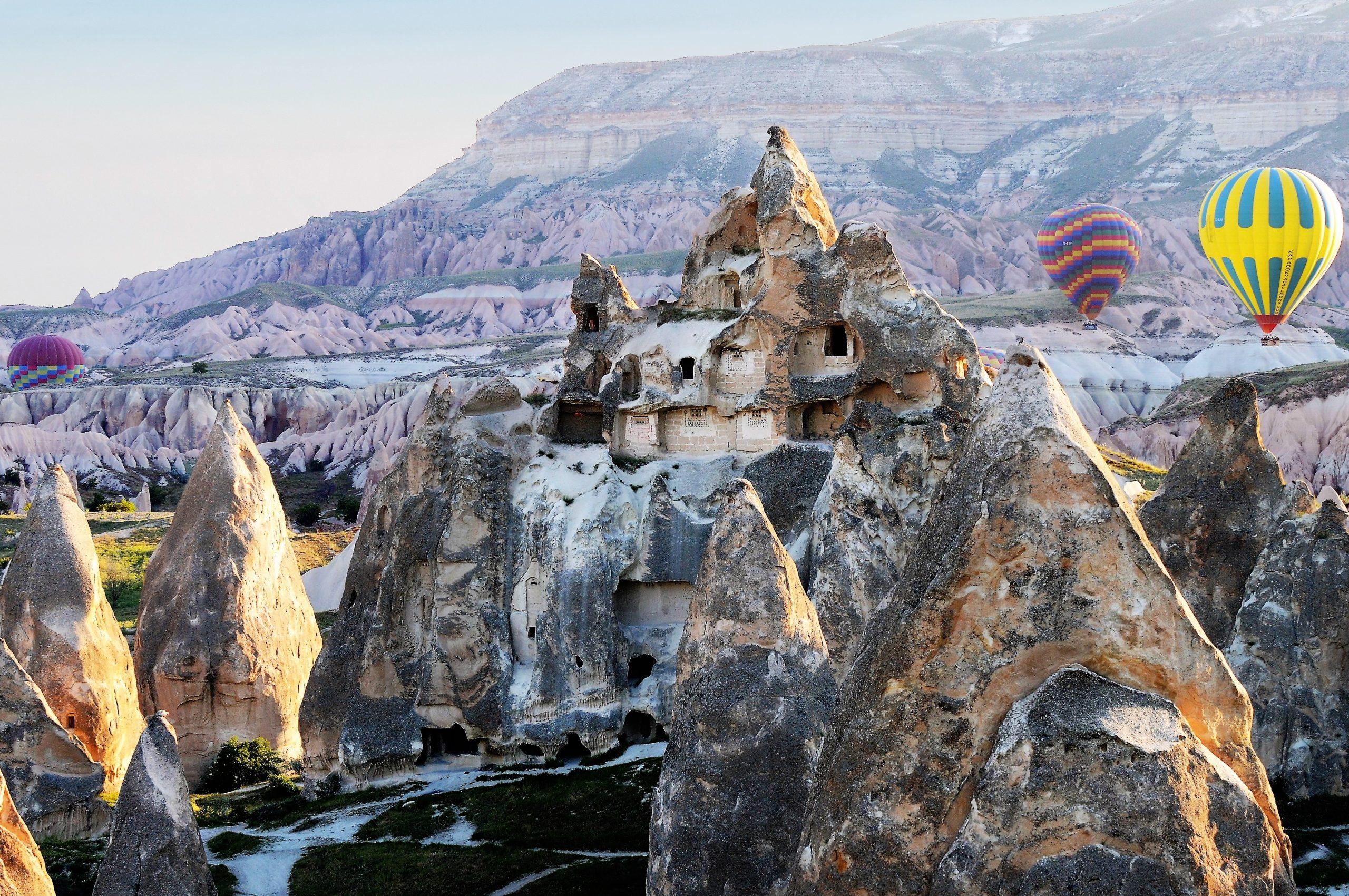 5 Days Cappadocia, Konya, Pamukkale and Ephesus Tour